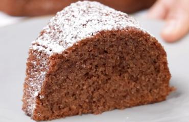 Torta 6 biccchieri al Nesquik