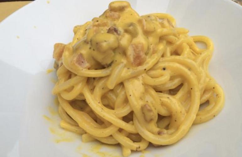 Spaghetti Carbonara di Alessandro Borghese