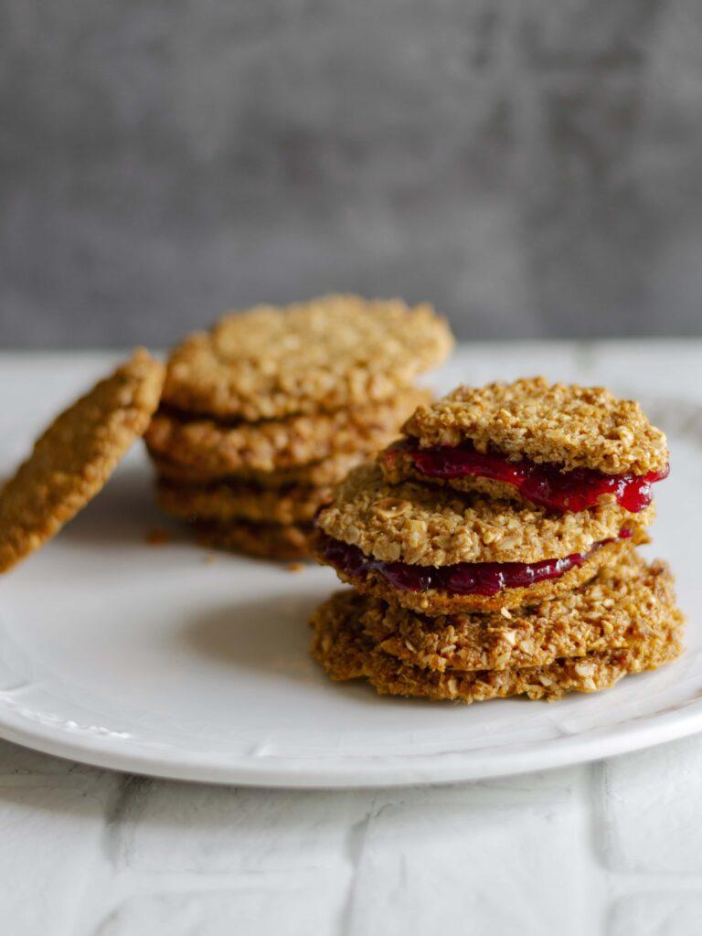 biscotti vegani avena e nocciole