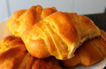 croissant alla marmellata di clementine