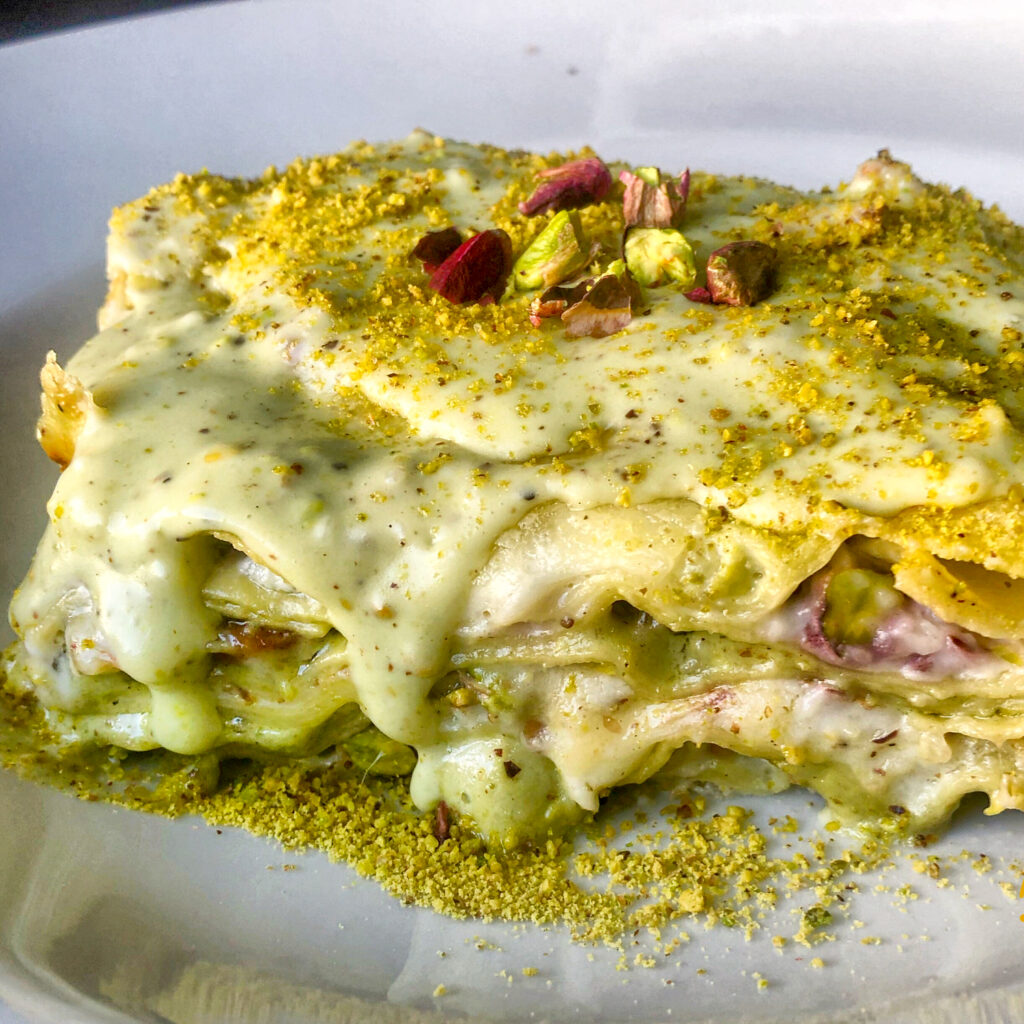 Lasagne formaggiose al pesto: il piatto della domenica ottimo per essere in allegria