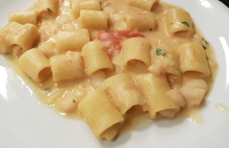 La pasta e fagioli di Gualtiero Marchesi