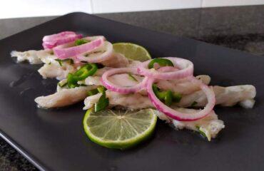 Ceviche peruviano