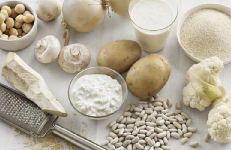 Spopola la dieta senza cibi bianchi: Meno 5 kg in una settimana e purifichi il corpo. Ecco come farla