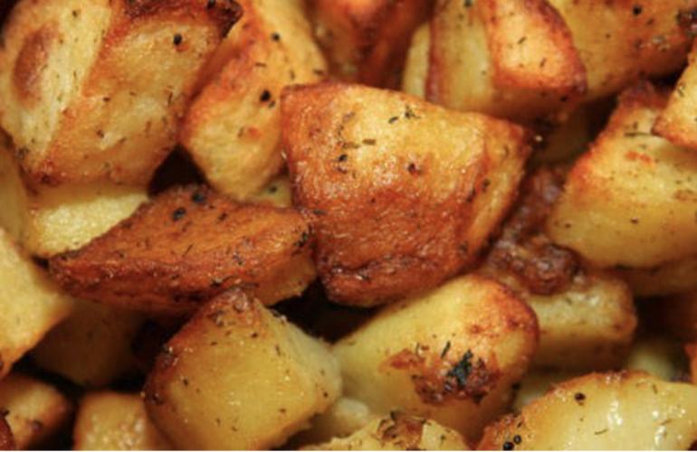 patate al forno super croccanti