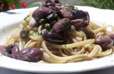 Spaghetti del carbonaro ( ro' graunar
