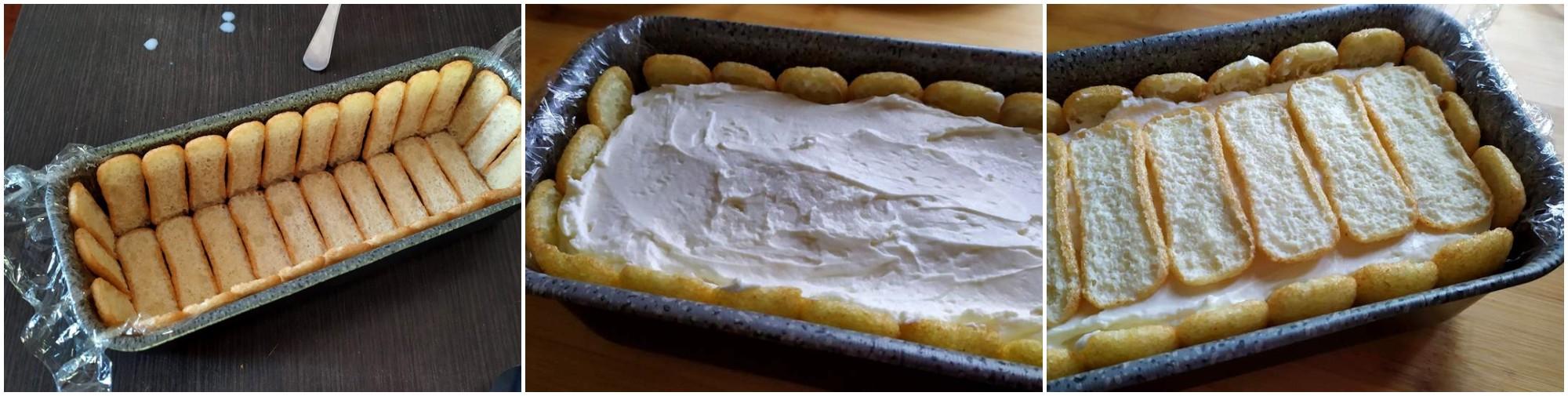 Torta paradiso con Pavesini