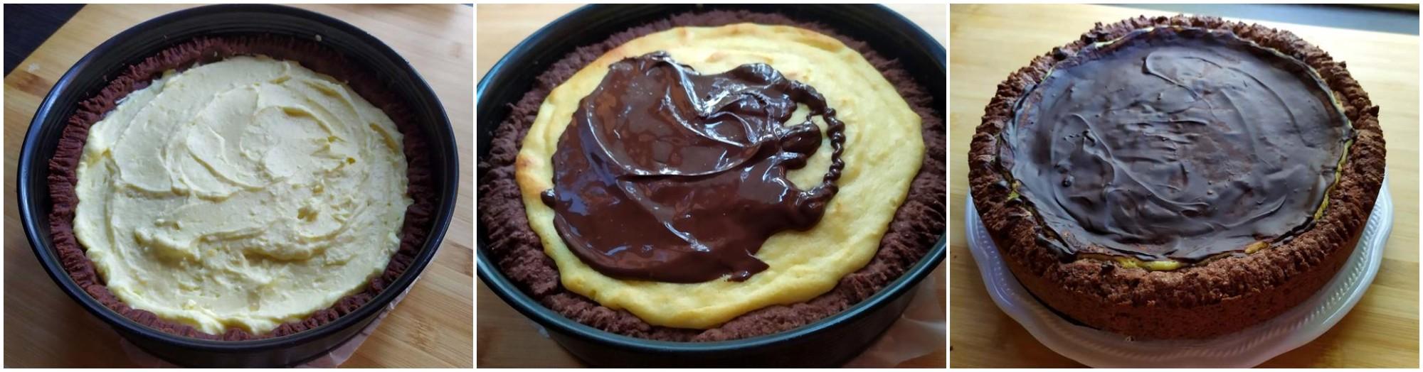 Torta Susanna al cacao