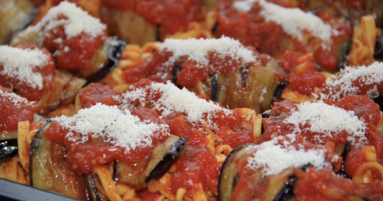 spaghetti incamiciati