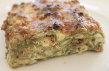 Pasta al forno con broccoli e ricotta